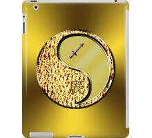 Sagittarius & Dragon Yang Metal iPad Case/Skin