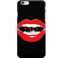 The City Speaks  iPhone Case/Skin