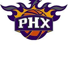 Phoenix Suns by Enriic7