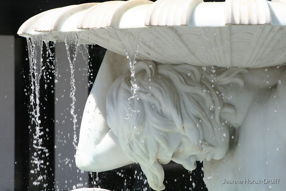 Lean on me by Jeanne Horak-Druiff