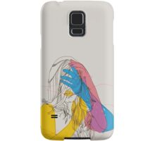 Primary Self Portrait Samsung Galaxy Case/Skin