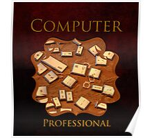 Computer Professional Poster