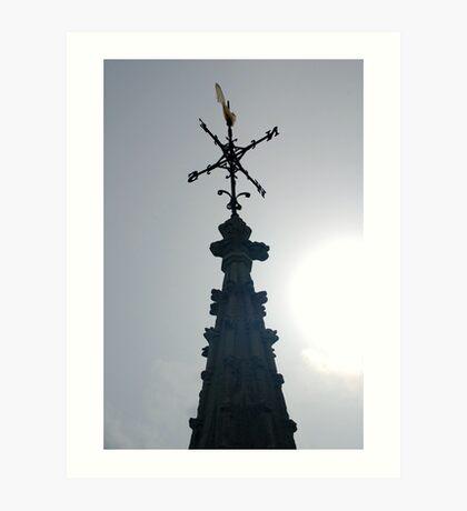 spire Art Print