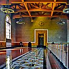 Union Station Downtown Los Angeles by photosbyflood