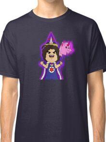 All Hail The Unicorn Wizard Classic T-Shirt