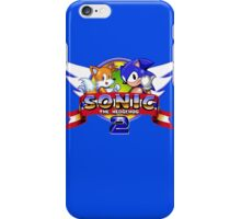 Sonic & Tails iPhone Case/Skin