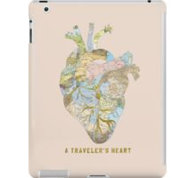 A Traveler's Heart iPad Case/Skin