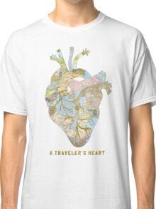 A Traveler's Heart Classic T-Shirt