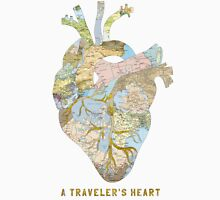 A Traveler's Heart Unisex T-Shirt
