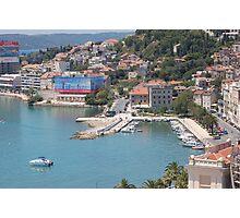 Croatia - Dalmatian coast beauty Photographic Print