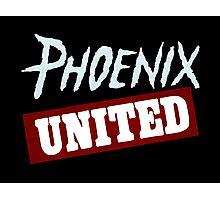 Phoenix United Photographic Print