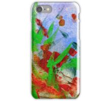 Christmas Holly 037 iPhone Case/Skin