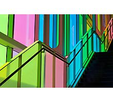 Candy Coloured Palace Photographic Print