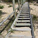Stairway to heaven by Jeanne Horak-Druiff