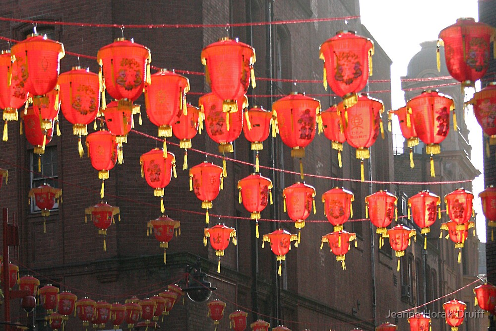 Lanterns by Jeanne Horak-Druiff
