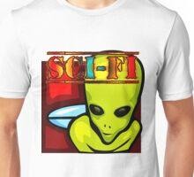 Sci Fi Alien Unisex T-Shirt