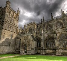 April weather at the cathedral by benivory