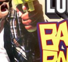 Luigi BANG BANG Sticker