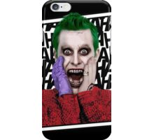 The Joker is Home Alone iPhone Case/Skin