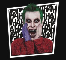 The Joker is Home Alone by genedech