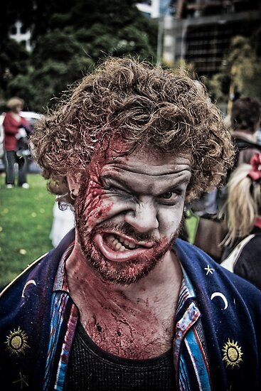 Zombies! - Just a Myth? by Reg  Lyons