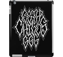 BETH CHILDS 666 iPad Case/Skin