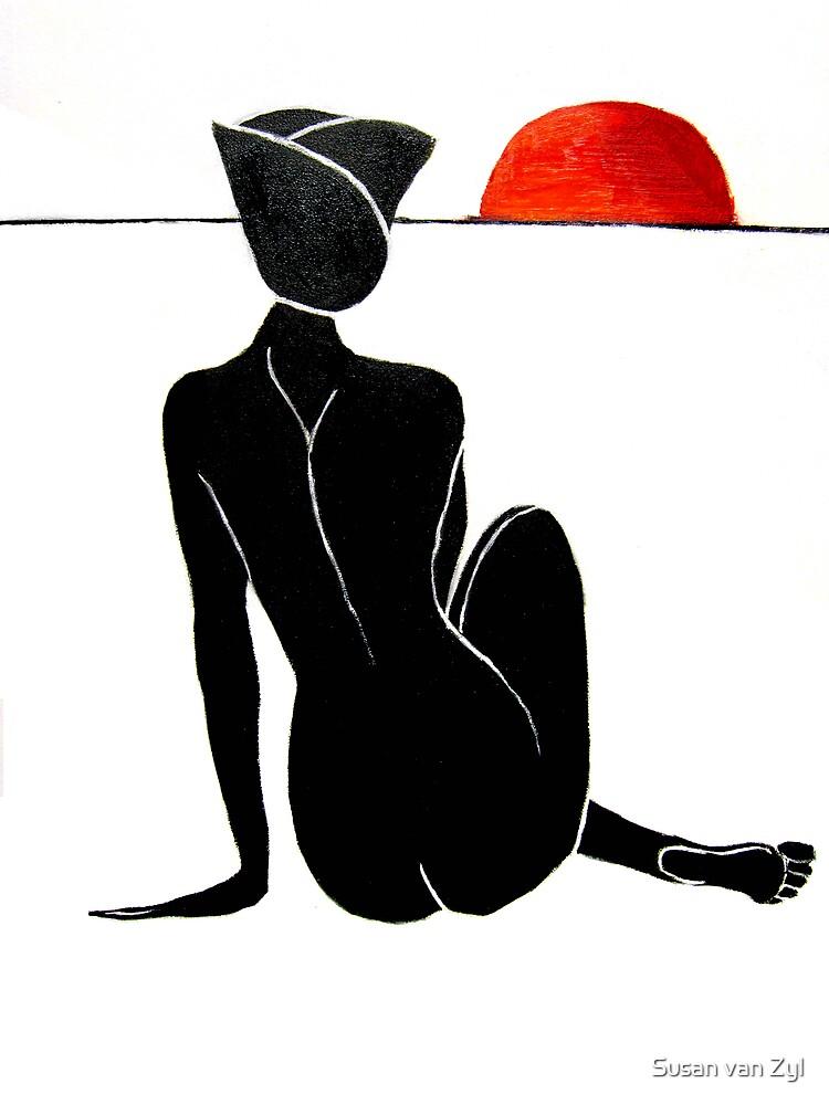 African Queen by Susan van Zyl
