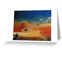 .....And There Was Light ! Greeting Card