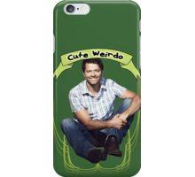 Cute Weirdo (Misha) iPhone Case/Skin
