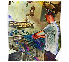 Passion DJ Poster