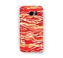 Bacon Pattern Samsung Galaxy Case/Skin