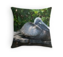 Squashed Throw Pillow