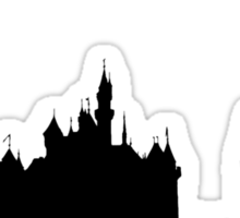 When You Wish Upon A Star Sticker