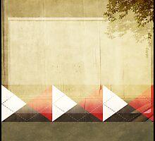 Argyle Wall by Paul Vanzella