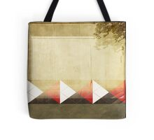 Argyle Wall Tote Bag