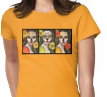 Tres Womens Fitted T-Shirt