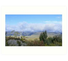 Vale of Belvoir (Cradle Mt area - Tasmania) Art Print