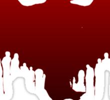Dragon logo Sticker