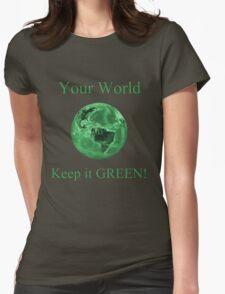 A Green World T-Shirt