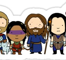 Pillars Of Eternity - Tiny companions Sticker