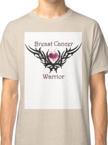 Breast Cancer Warrior Classic T-Shirt