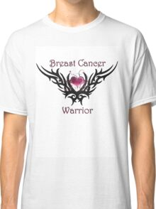 Breast Cancer Warrior Classic T-Shirt