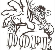 DOPE by Sam  Anderson
