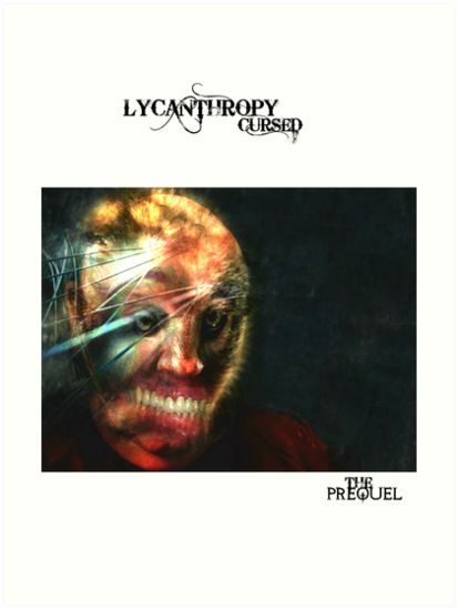LYCANTHROPY CURSED THE PREQUEL COMIC COVER by morphfix