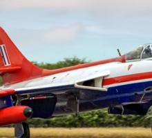 Hawker Hunter FGA.9 XE601/G-ETPS Sticker