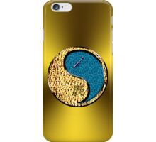 Sagittarius & Dragon Yang Water iPhone Case/Skin