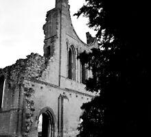 Byland Abbey by Jorvic