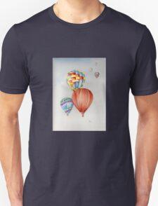 Hot Air Balloons! Unisex T-Shirt