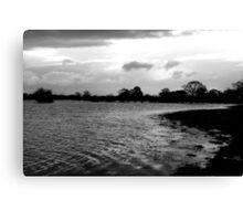 Flood Canvas Print