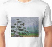 The Legend of the White Bird Tree Unisex T-Shirt